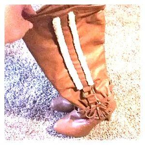 Bumper High Heeled Boots